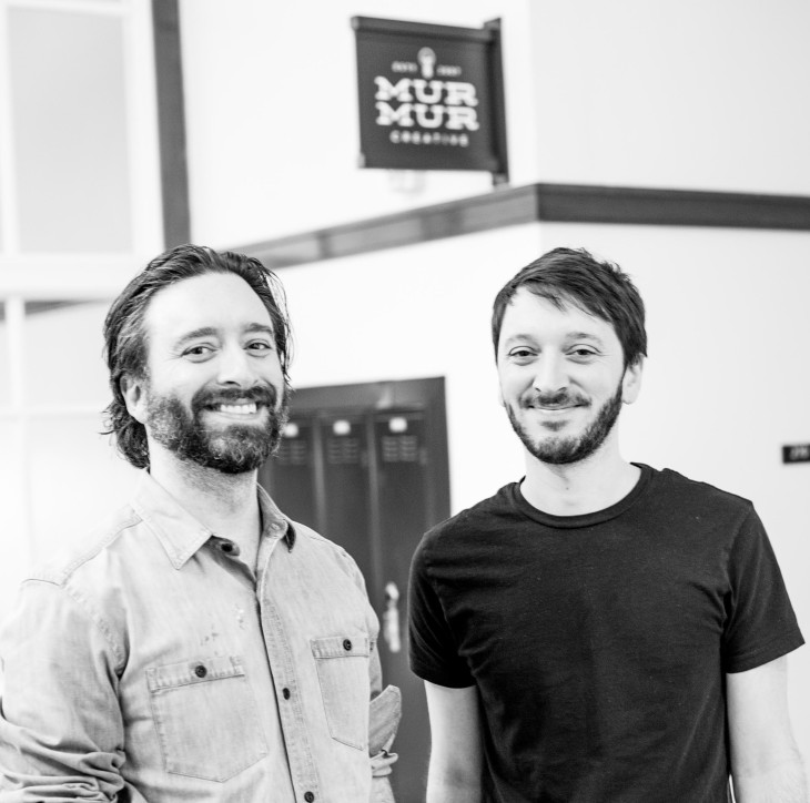 Chris and Andrew of Murmur Creative