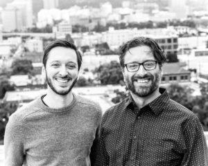 Chris and Andrew of Murmur Creative