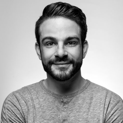Headshot of Jared Mirsky Wick and Mortar agency